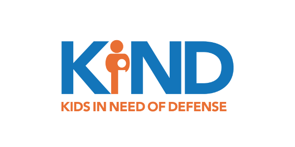 <center>Kids In Need of Defense (KIND)</center>